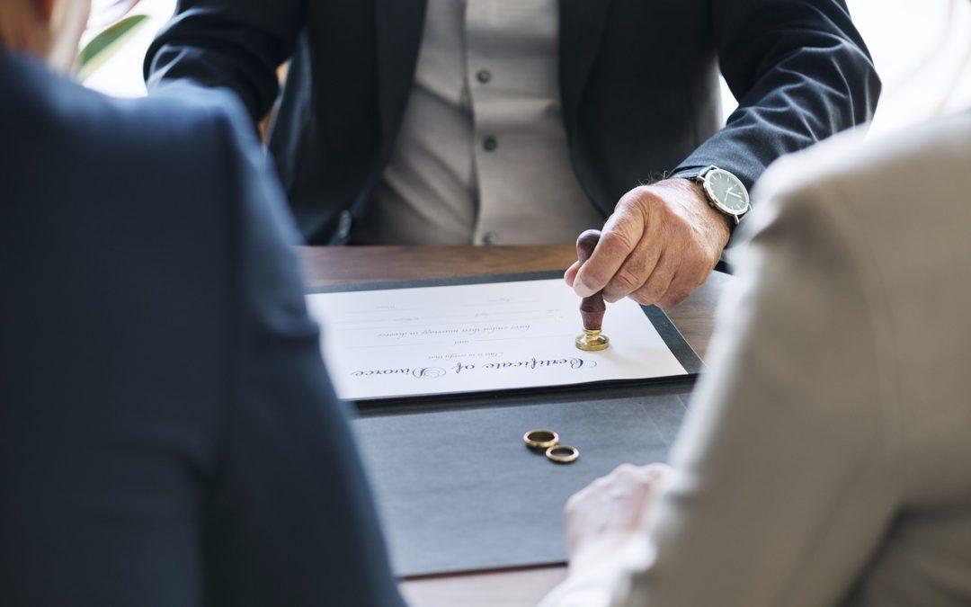 Avocat et contrat de mariage