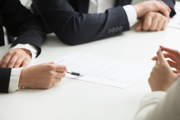 La rupture des contrats de travail